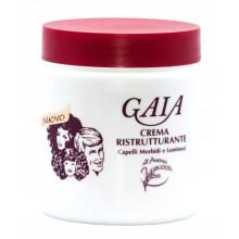 Gaia Восстанавливающая крем-маска для волос с семенами овса