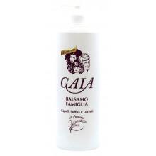 Gaia Бальзам для волос с семенами овса