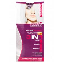 """Ing Professional Тонирующая маска для волос """"Платиновый"""" 3 в 1 Mask Triple Function"""