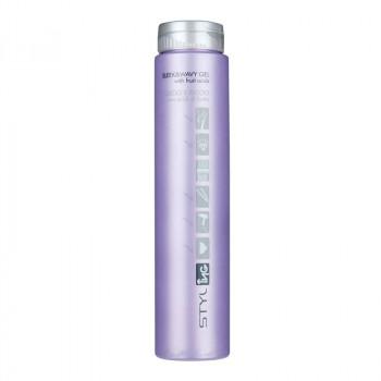 Ing Professional Гель для укладки прямых и вьющихся волос Sleek And Wavy Gel