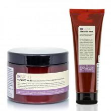 Insight Маска для восстановления поврежденных волос