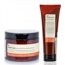Insight Маска для защиты цвета окрашенных волос Colored Hair Protective Mask