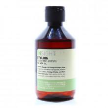Insight Масло для поврежденных волос Fluido Anti-Crespo Oil Non Oil