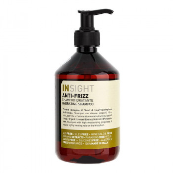 Insight Увлажняющий шампунь для всех типов волос Anti-Frizz Hair Hydrating Shampoo