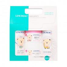Linomag Подарочный набор для ухода за маленькими детьми