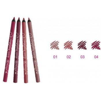 Dermacol Make-Up Устойчивый карандаш для губ Longlasting Lipliner