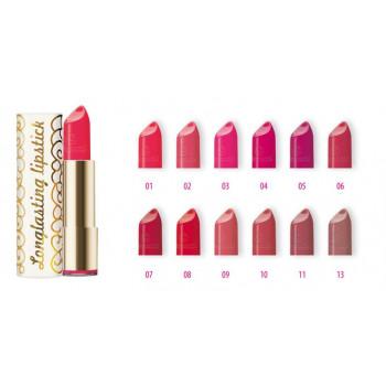 Dermacol Make-Up Губная помада кремовая, устойчивая Longlasting Lipstick