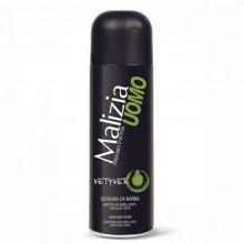 Malizia Пена для бритья для мужчин Vetyver