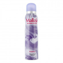 "Malizia Парфюмированный дезодорант для женщин ""Пурпурный соблазн"" Purple"