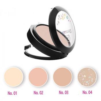 Dermacol Make-Up Минеральная компактная пудра Mineral Compact Powder