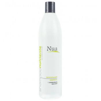 Nua Питательный шампунь с оливковым маслом