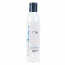 Nua Восстанавливающий шампунь с экстрактом овса и семенами льна