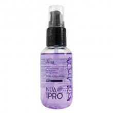 Nua Pro Восстанавливающая лифтинг-сыворотка для ламинирования волос с коллагеном