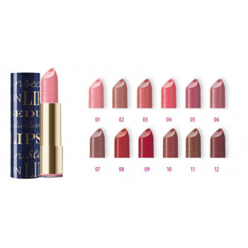 Dermacol Make-Up Губная помада увлажняющая Seduction Lipstick