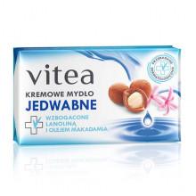 Vitea Крем-мыло с экстрактом шелка