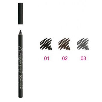 Dermacol Make-Up Водостойкий карандаш для глаз Waterproof Eyeliner