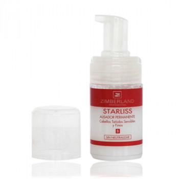 Zimberland Средство для перманентного выпрямления волос StarLiss Strainghtener B (для тонких и хрупких окрашенных волос)