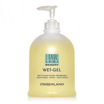 Zimberland Гель для моделирования легкой фиксации с эффектом мокрых волос Style Hair Beauty Wet Gel