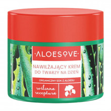 Aloesove Увлажняющий дневной крем для лица с экстрактом сока алоэ
