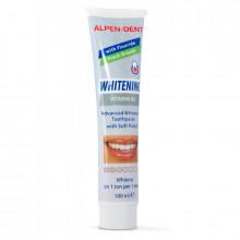 Alpen Dent Отбеливающая зубная паста с витамином В5