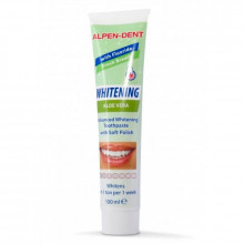 Alpen Dent Зубная паста отбеливающая с Алоэ Вера