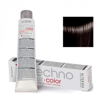 Alter Ego Перманентная крем-краска для волос Techno Fruit Color Permanent Hair Coloring Cream - Уход за волосами (арт.1841)