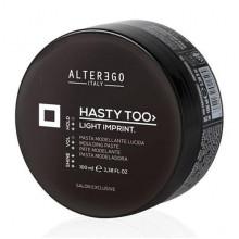 Alter Ego Моделирующая паста для волос средней фиксации Hasty Too Create&Texturise Light Imprint