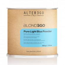 Alter Ego Голубой осветляющий порошок до 7 уровней Blondego Pure Light Blue Powder