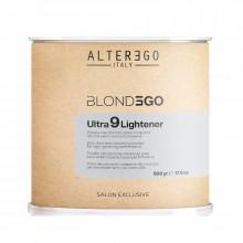 Alter Ego Осветляющий cерый порошок для балаяжа 9 уровней BlondEgo Ultra 9 Lightener