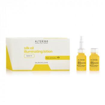 Alter Ego Лосьон для блеска волос несмываемый, с эффектом шелка Length Treatments Silk Oil Illuminating Lotion