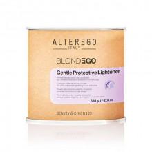 Alter Ego Осветляющий фиолетовый порошок до 7 уровней с защитой BlondEgo Gentle Protective Lightener