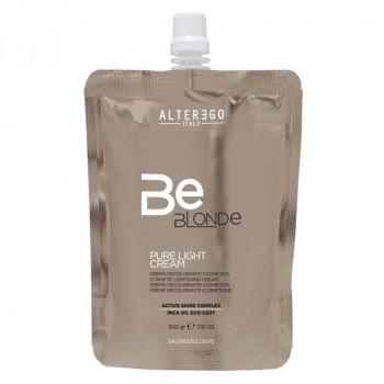 Alter Ego Осветляющий крем для волос Be Blonde Pure Light Cream - Уход за волосами (арт.3923)