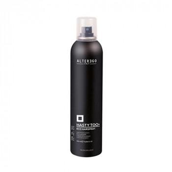 Alter Ego Эко-лак для волос сильной фиксации Hasty Too Create&Texturise Eco HairSpray - Уход за волосами (арт.14154)