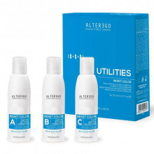 Alter Ego Набор для удаления искусственного пигмента с волос Utilities Reset Color А+В+С