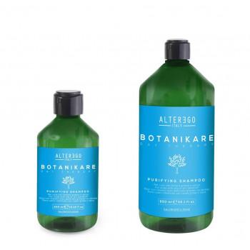 Alter Ego Шампунь против жирной или сухой перхоти Botanikare Purifying shampoo - Уход за волосами (арт.4457)