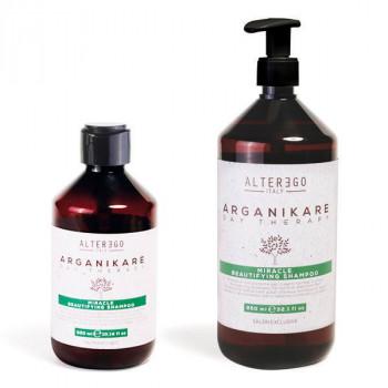 Alter Ego Шампунь омолаживающий для нормальных и плотных волос Arganikare Miracle Beautifying Shampoo - Уход за волосами (арт.4467)