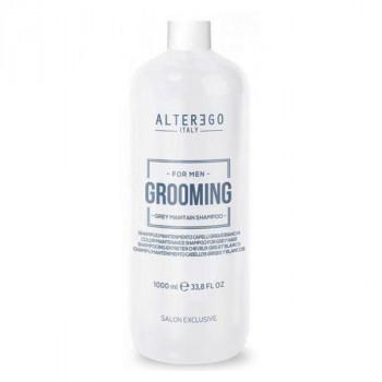 Alter Ego Мужской шампунь для седых волос Grooming Grey Maintain shampoo - Уход за волосами (арт.4584)