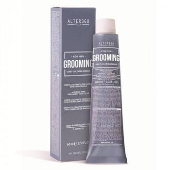 Alter Ego Мужская крем-краска для волос без аммиака Grooming Grey Color Blending