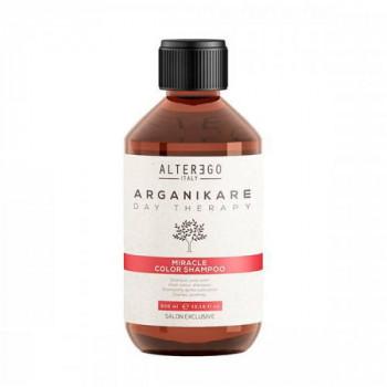Alter Ego Шампунь для окрашенных волос Arganikare Miracle Color Shampoo