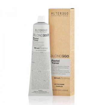 Alter Ego Пастельная тонирующая крем-краска для волос без аммиака Be Blonde Pastel tone