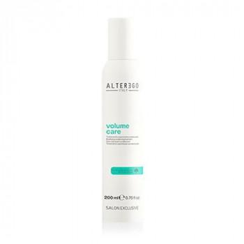 Alter Ego Мусс-кондиционер смываемый для объема тонких волос, без силиконов Length Treatments Volume Care