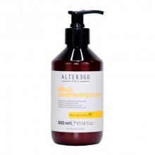 Alter Ego Крем для волос интенсивный с эффектом шёлка Length Treatments Silk Oil Conditioning Cream