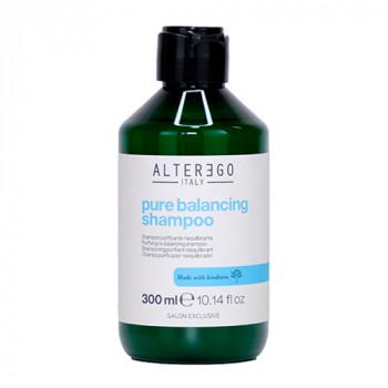 Alter Ego Очищающий шампунь против перхоти и жирной кожи головы Scalp Rituals Pure Balancing Shampoo