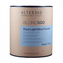 Alter Ego Розовый и серый порошок для балаяжа Blondego Kit Balayage Clay