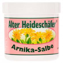 Alter Heideschafer Мазь с арникой против воспалений и отеков Arnika-Salbe