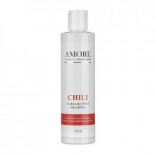 Amore Концентрированный перцовый шампунь для стимуляции роста волос
