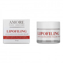 Amore Концентрированный крем-филлер для зоны вокруг глаз с липофилинг комплексом