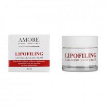 Amore Концентрированный антивозрастной ночной крем для лица с липофилинг комплексом