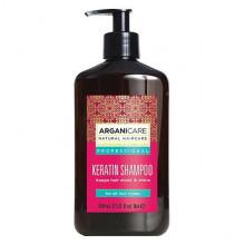 Arganicare Шампунь для всех типов волос Keratin