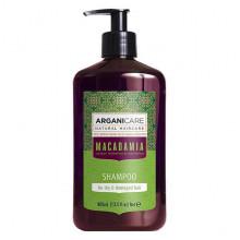 Arganicare Шампунь для сухих и поврежденных волос Macadamia